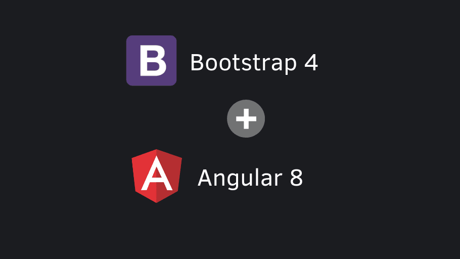 How to install jQuery, Popper JS and Bootstrap 4 in angular 8